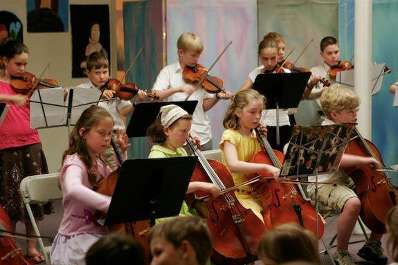 Cape Ann Waldorf School Spring Concert