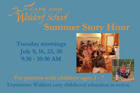 Cape Ann Waldorf School in Beverly MA