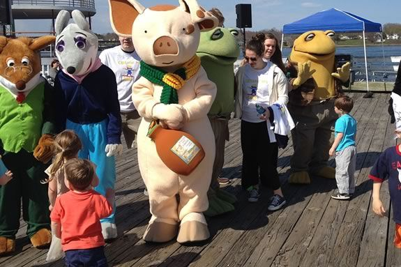 Childrens Day happens on the first Sunday of May in Portsmouth NH!