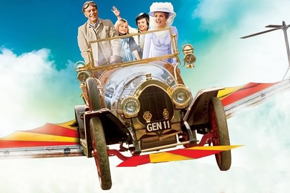 Come see 'Chitty Chitty Bank Bang' on Salem Commons!