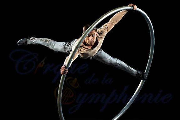 Cirque de la Symphonie Boston Symphony Orchestra