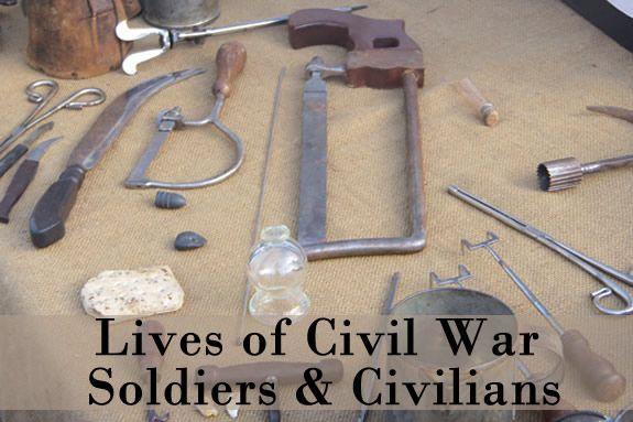 Lives of Civil War Soldiers & Civilians at Hamilton-Wenham Library