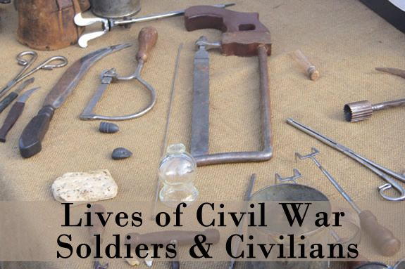 Lives of Civil War Soldiers & Civilians at Hamilton-Wenham Library