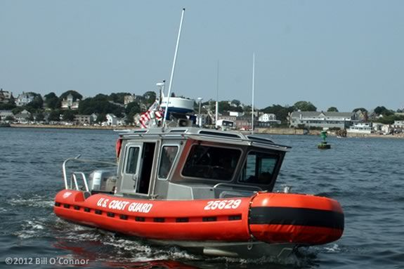 Gloucester's US Coast Gaurd Station host an open house at their station in downtown Gloucester!