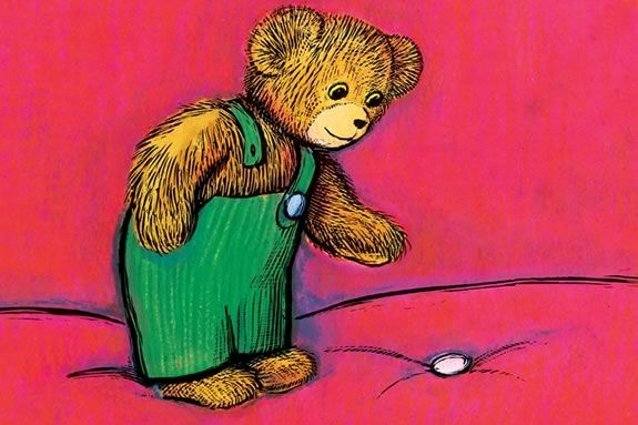 Take Your Child to the Library Day at Beverly Public Library featuring the classic Corduroy by Don Freeman