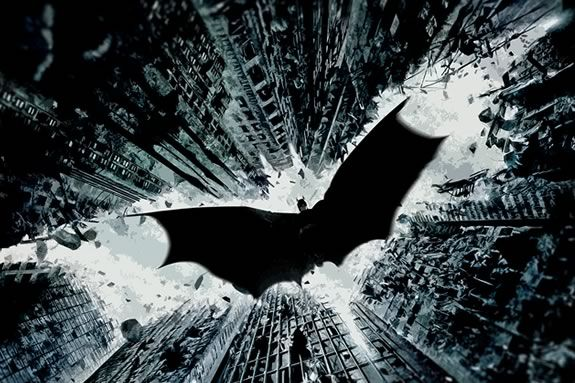 Salem Public Library invites teens to a showing of 'The Dark Night Rises'