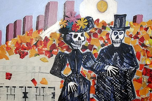Peabody Museum at Harvard celebrates the Day of the Dead! Bring the family for a