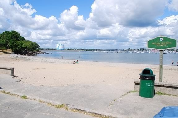 Join Salem Sound Coastwatch for a Coastsweep cleanup at Dead Horse Beach an Salem Willows
