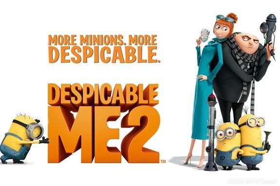 Sawyer Free Library Gloucester Children's Activities Movie Despicable Me 2
