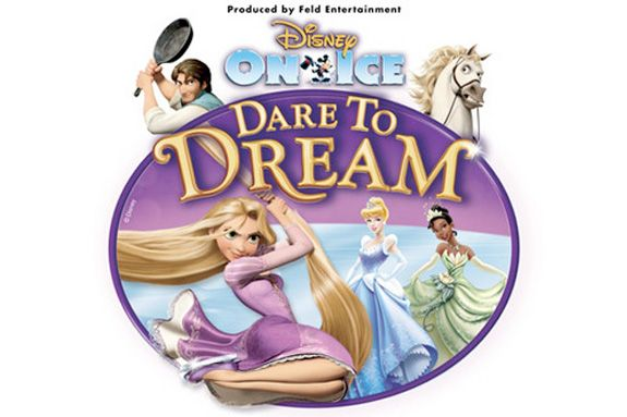 Disney on Ice Presents Dare to Dream at Boston Garden. Things to do with childre