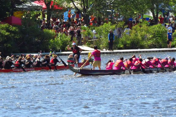 Boston Dragon Boat Festival
