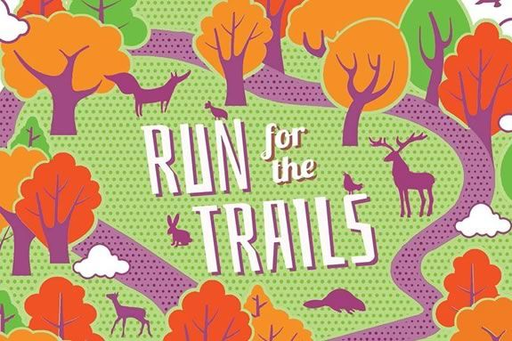 Annual Run for the Trails Essex County Trail Association ECTA