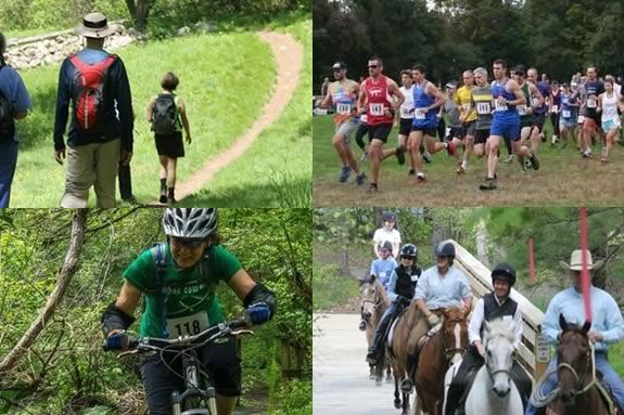 Essex County Trail Association Jamboree at Groton House Farm in Hamilton Massachusetts!