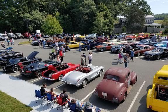 Essex MA Annual Car Show
