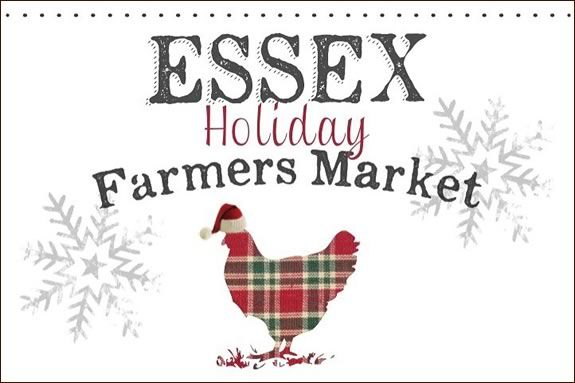 Stock up for the Holidays at the Essex Farmers Market's Holiday Market!