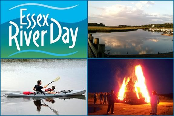 Celebrate community and the beginning of Summer at Essex River Day in Essex MA