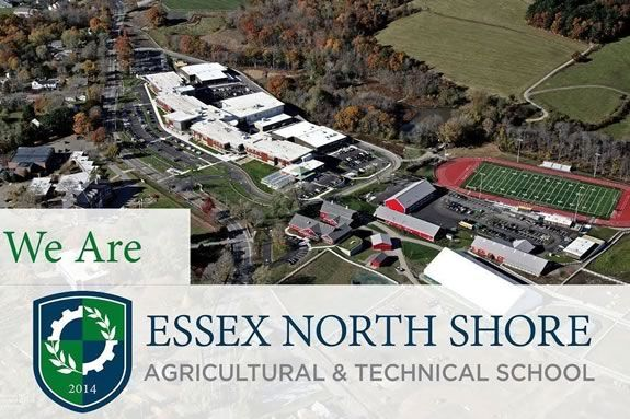 Essex North Shore Technical High School hosts an open house for prospective incoming students from the North Shore.