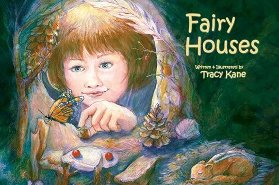 Read about fairy houses, then head out to make your own at the IRWS!