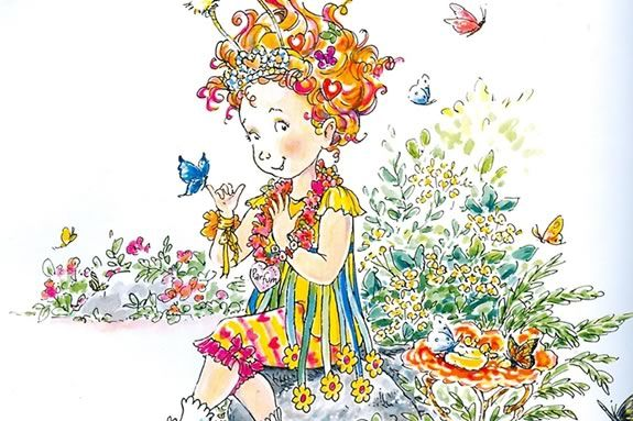Celebrate Wenham Museum's 90th birthday Fancy Nancy Style!
