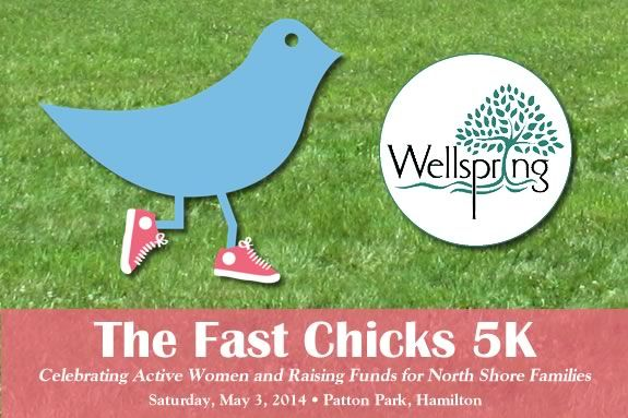 The Fast Chicks 5k raises funds for local families & celebrates active women!