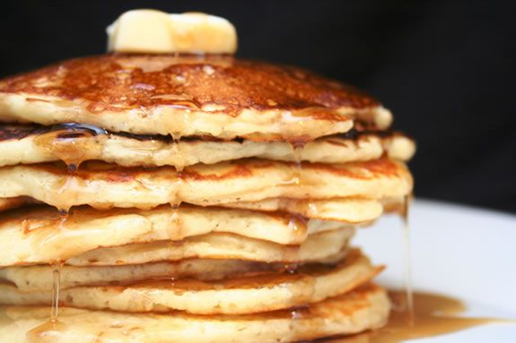 The February Flapjack Fling isn't about pancakes, it's about the syrup!