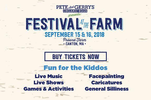 Festival at the Farm at Prowse Farm in Canton MA