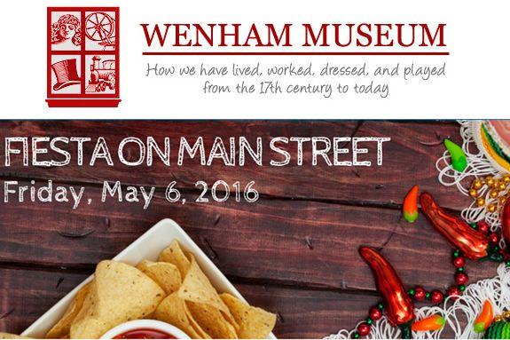 Wenham Museum Fundraiser