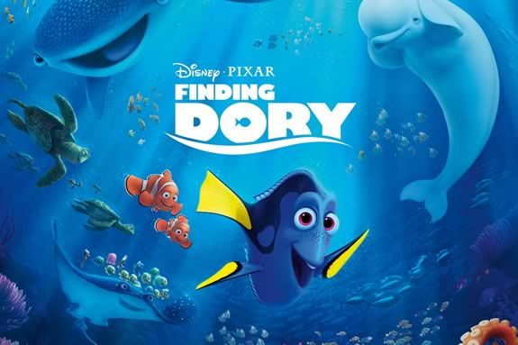 Join the fun in the salt water pool at Beverly Atheltic Club as you watch the Disney Pixar Animated feature 'Finding Dory'!