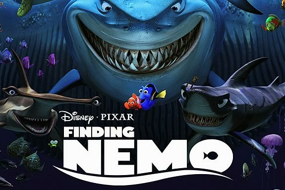 Finding Nemo will be projected on the Lynch Park Shell in Beverly for FREE