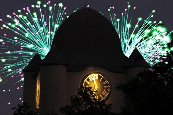 Essex Massachusetts will celebrate its bicentennial with fireworks over Memorial Park!