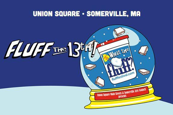 Fluff Festival in Somerville Union Square