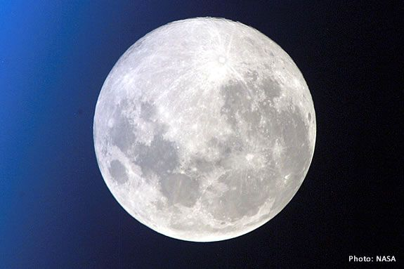 Come for a equinox full moon hike at Ward Reservation in Andover!