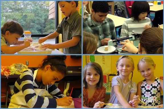 GCACS encourages kids to be curious, engaged and community aware.