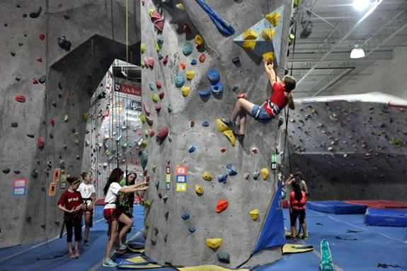 Come to MetroRock Newburyport for a fun night of climbing! Proceeds will benefit Girls Inc. of the Seacoast Area!