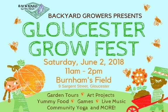 Backyard Growers host the Gloucester Grow Fest at Burnham's Field in Magnolia Massachusetts