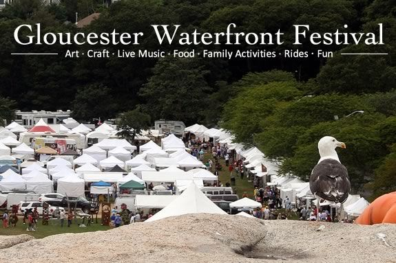 Come to Stage Fort Park in Gloucester for the 36th Annual Waterfront Festival.