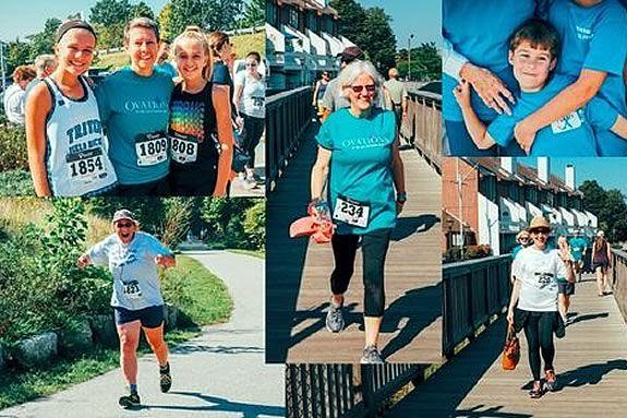 Greater Newburyport Ovarian Cancer Awarness GNOCA will host the annual 5k Run/Walk  in Honor of Jackie Poor & Paula Holm