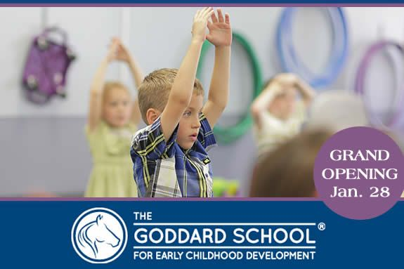 Goddard School Middleton MA, Danvers MA, North Andover MA. infant, preschool, Pr