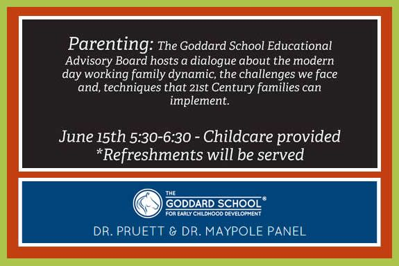 Goddard School in Middleton Parent Education Night