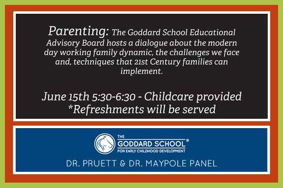 Goddard School in Middleton Parent Education Night
