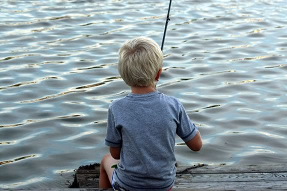 Kids will learn about pond fishing at Harold Parker State Forest