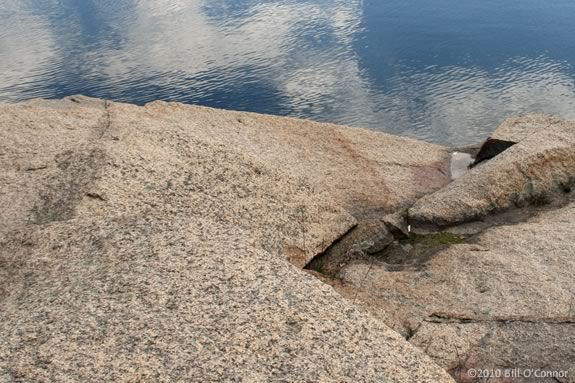 Find out the story behind the geology at Halibut Point State Park in Rockport!