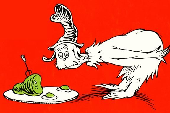 The Beverly Kiwanis Annual Green Eggs and Ham Dinner will be held at the Italian Community Center in Beverly!