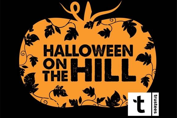 The Trustees host a celebration of Autumn and Halloween at Long Hill Sedgewick Gardens in Beverly Massachusetts