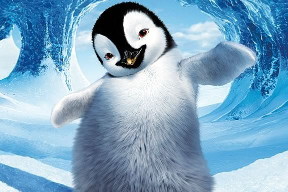 Come see 'Happy Feet' on the water front in Newburyport with your family.
