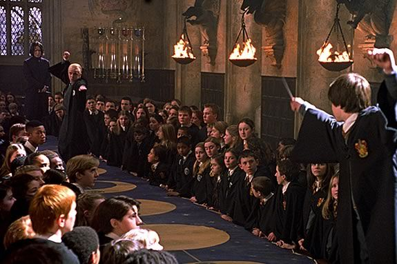 Tweens and Teens can enjoy a viewing of Harry Potter at NPL