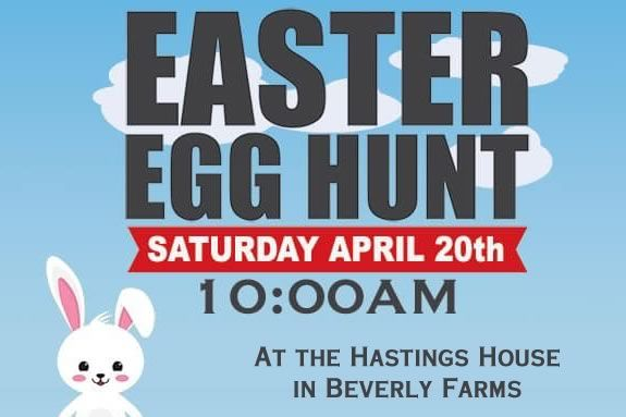 Join the fun at the Hastings House's Easter Egg Hunt in Beverly Farms!