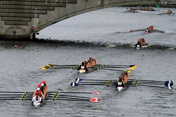 Head of the Charles Regatta 2019 - Cambridge