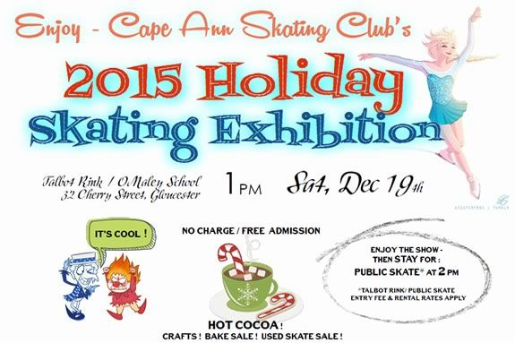 Holiday Skating Exhibition & Learn to Skate