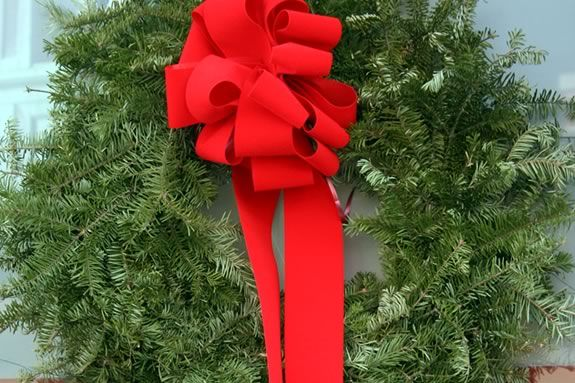 Kids can come to Appleton Farms to make your own Holiday Wreath!